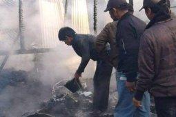 Selamatkan anak sakit, sang ibu turut tewas terbakar di Humbahas