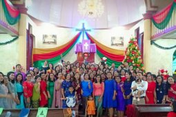 RSU Tiara Pematangsiantar gelar perayaan Natal