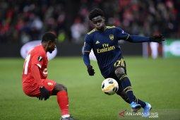 Kemas gol dan assist Saka masih merasa Arsenal belum tampilkan permainan  terbaik
