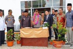 Kapolda Sumut resmikan sekolah unggulan SMA Plus Taruna Bangsa Palas