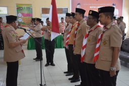 Marzuki: Mabiran dan Kwaran pramuka harus berperan aktif bangun Langsa