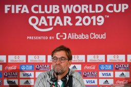 Klopp keluhkan jadwal Piala Dunia Klub