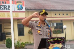 Amankan Natal dan Tahun Baru, Polres Tanjungbalai siagakan 126 personel