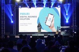 Dirut Peruri meraih penghargaan Most Inspiring Woman Leader