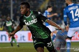 Sassuolo tim Serie A pertama yang kembali berlatih