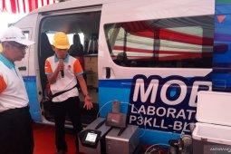 KLHK meluncurkan mobil laboratorium untuk merespons cepat pencemaran