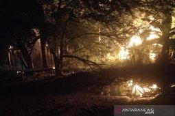 Kericuhan di Lhokseumawe, delapan rumah dibakar