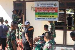 Pangdam dan Kapolda selesaikan kesalahpahaman anggota TNI dan Brimob di Saumlaki
