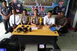 Polres Simalungun gelar pengungkapan kasus tahun 2019