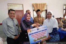 Bank Sumut salurkan CSR di Labuhanbatu Selatan