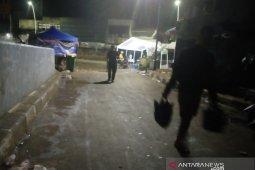 Sebagian pengungsi warga Kampung Pulo Jaktim sudah kembali ke rumah