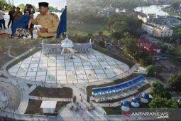 Wali Kota resmikan alun alun Sultan Abdul Jalil Rahmadsyah