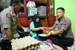 Kapolres Simalungun beri bantuan keluarga kurang mampu