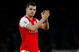 Xhaka enggan jadi kapten Arsenal lagi