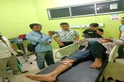 Satresnarkoba Polres Binjai tembak pemilik narkotika karena melarikan diri