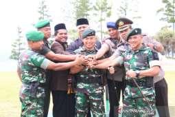Mayor Inf Putra Negara jabat Danyon 114/Satria Musara