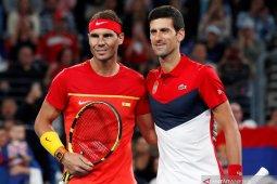 French Open 2021 - Novak Djokovic atur pertemuan dengan Nadal di semifinal