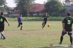 Sambut HDS, Lanal TBA gelar pertandingan sepak bola antarinstansi
