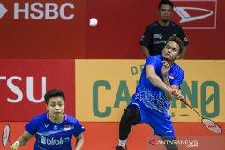 Tontowi Ahmad nyatakan pamit dari bulu tangkis profesional