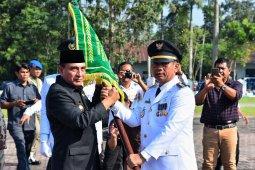 Bangun Purba terpilih sebagai kecamatan  terbaik di Sumatera Utara