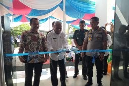 Bupati Asahan resmikan kantor baru Inspektorat