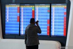 Berbagai maskapai penerbangan hentikan rute ke China