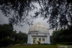 Observatorium Bosscha di Lembang Bandung  sementara ditutup untuk mencegah COVID-19