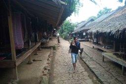 Wisatawan mulai kunjungi objek wisata adat, pemukiman Badui