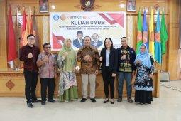 UPT Layanan Internasional Unja gelar kuliah umum IMT-GT