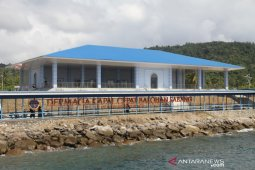 Pekerjaan pengembangan Pelabuhan Balohan Sabang capai 86 persen