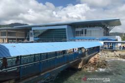 Pengembangan pelabuhan Balohan Sabang capai 86 persen