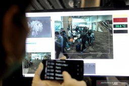 Jadwal penerbangan rute Denpasar-Wuhan dibatalkan terkait wabah corona