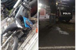 Kecelakaan lalu lintas di Kuala Langkat, satu korban meninggal dunia