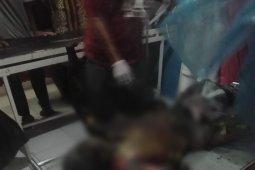 Udin warga Air Joman bakar diri hingga tewas di kamarnya