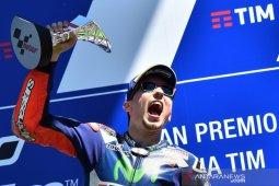 Lorenzo menjuarai Grand Prix MotoGP virtual di Silverstone
