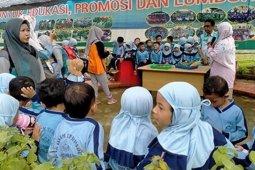 Taman Agroinovasi BPTP Jambi edukasi hayati pelajar usia dini