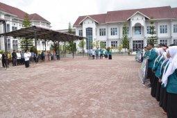 191 mahasiswa Almuslim Bireuen KKM di Bener Meriah, ada dua WNA Jepang