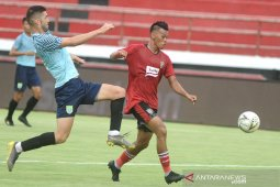 Penyerang Bali United Lerby Eliandry tak sabar nantikan kelanjutan kompetisi Liga 1