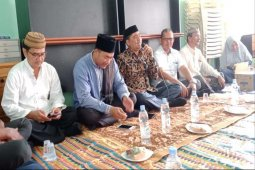 Distan Aceh Utara adakan pengajian rutin bagi pegawai sebulan dua kali