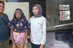 Polres Tanjungbalai tangkap IRT pemilik sabu