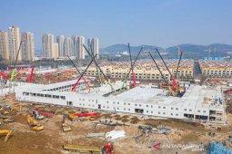 Provinsi Hubei-China kembali laporkan 70 kematian baru virus corona