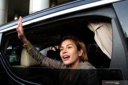 Nikita Mirzani jalani sidang perdana kasus penganiayaan