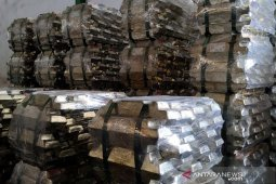Singapore key market for Bangka Belitung's processed tin exports