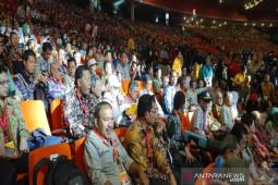Bupati Madina hadiri Rakornas penanggulangan bencana