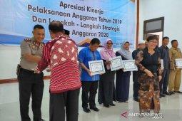 Polres Aceh Timur raih penghargaan pengelolaan anggaran terbaik