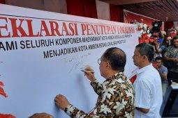 Lokalisasi prostitusi Tanjung Batu Merah Ambon resmi ditutup