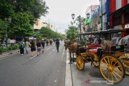 Pemesanan paket wisata Yogyakarta capai titik terendah