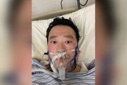 Dokter China yang pertama kali menjadi pengungkap virus corona meninggal