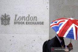 Bursa saham Inggris turun tajam
