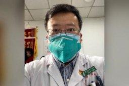 China investigasi kematian dokter yang pertama pengungkap wabah corona